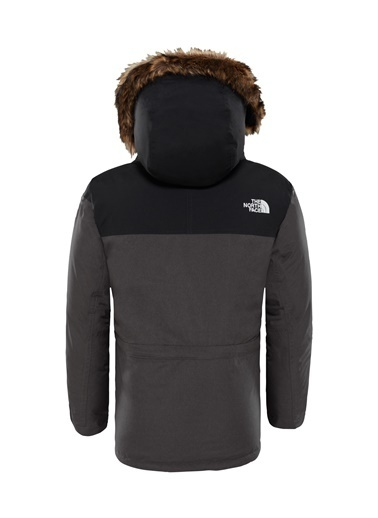 The North Face Mc Murdo Down Erkek Çocuk Parka Gri Gri